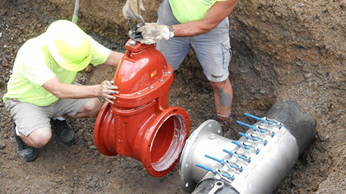 Total Piping Solutions | Pipe Tapping, Repair, & Joining