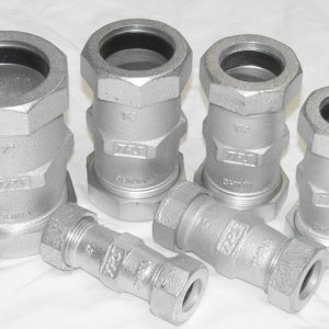 Compression Fittings & Male Adaptors