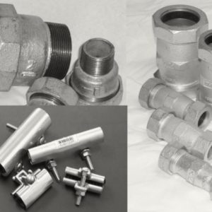 Quick-Clamp 4000 / Compression Fitting 6000